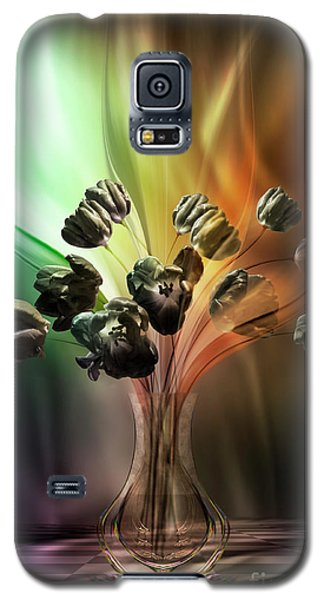 Glasblower's Tulips Galaxy S5 Case by Johnny Hildingsson