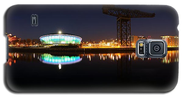 Glasgow Clyde Panorama Galaxy S5 Case