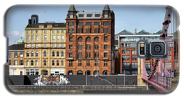 Galaxy S5 Case featuring the photograph Glasgow by Jeremy Lavender Photography