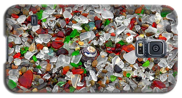 Glass Beach Fort Bragg Mendocino Coast Galaxy S5 Case