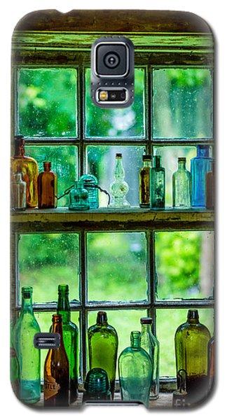 Glass Bottles Galaxy S5 Case