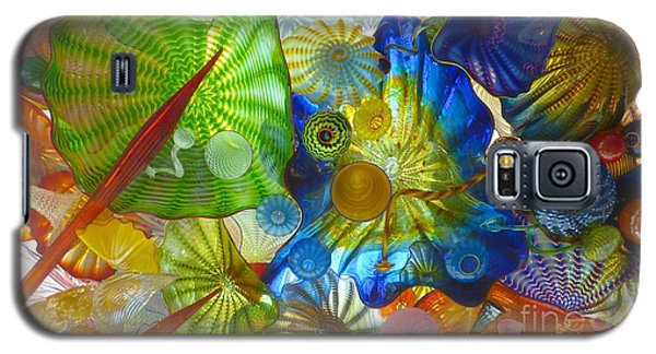 Glass Ceiling 5 Galaxy S5 Case