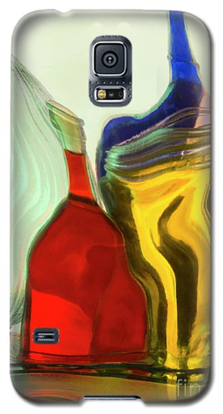 Galaxy S5 Case featuring the photograph Glass by Elena Nosyreva