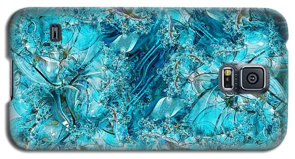 Glass Sea Galaxy S5 Case by Ron Bissett