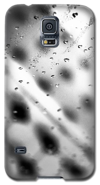 Glass Shower Room Door Galaxy S5 Case