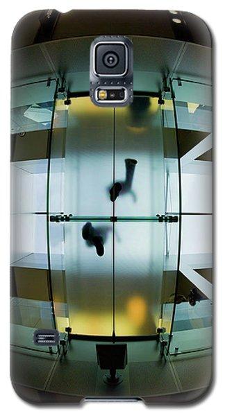 Glass Walkway Apple Store Stockton Street San Francisco Galaxy S5 Case