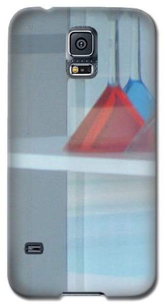 Glass Water Plastic Flutes Galaxy S5 Case