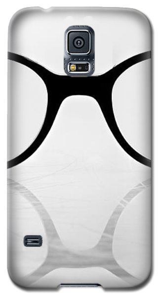 Glasses #8669 Galaxy S5 Case