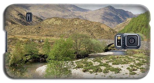 Glen Shiel - Scotland Galaxy S5 Case