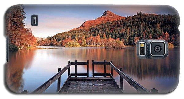 Glencoe Lochan  Galaxy S5 Case