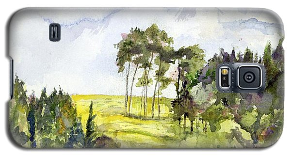 Glendalough Hillside Galaxy S5 Case
