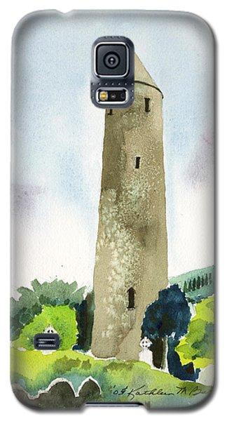 Glendalough Tower Galaxy S5 Case