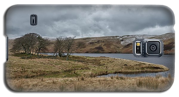 Galaxy S5 Case featuring the photograph Glendevon Reservoir In Scotland by Jeremy Lavender Photography