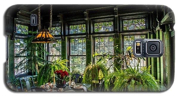 Glensheen Mansion Breakfast Room Galaxy S5 Case by Paul Freidlund