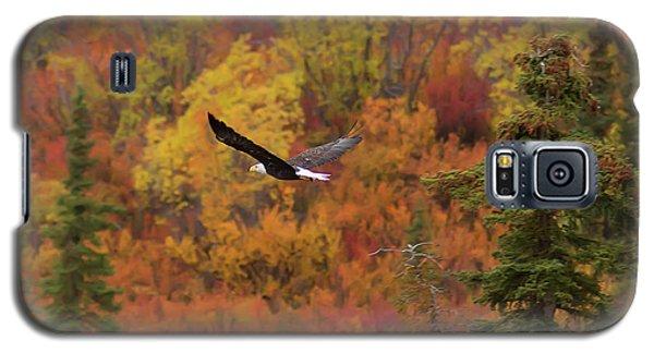 Glide Path Galaxy S5 Case by Ed Boudreau