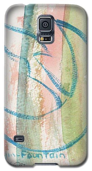 Gliding Ayin Galaxy S5 Case