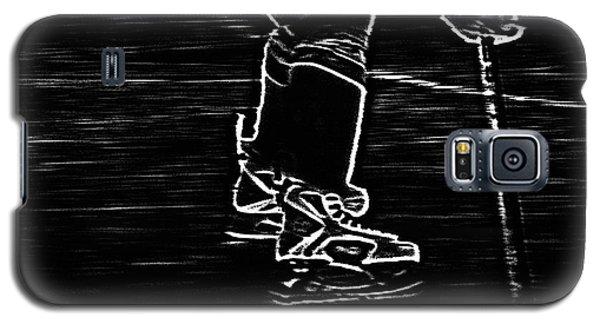 Gliding Galaxy S5 Case by Karol Livote