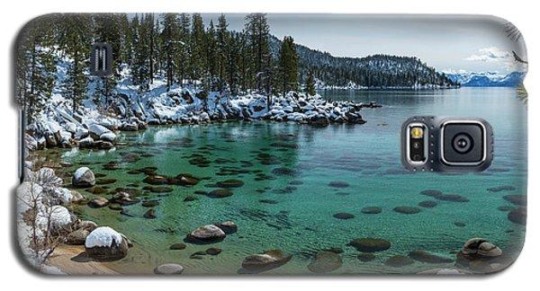 Glistening Cove By Brad Scott Galaxy S5 Case