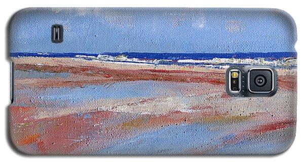 Glistening Plum Island Tides Galaxy S5 Case