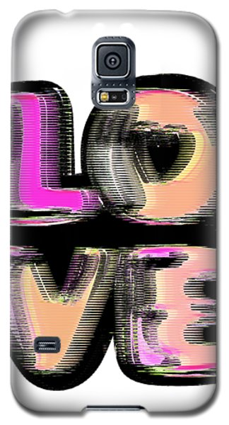Glitch Galaxy S5 Case