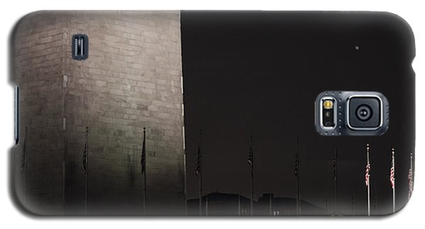 Glmpse Of The Washington Monument Galaxy S5 Case