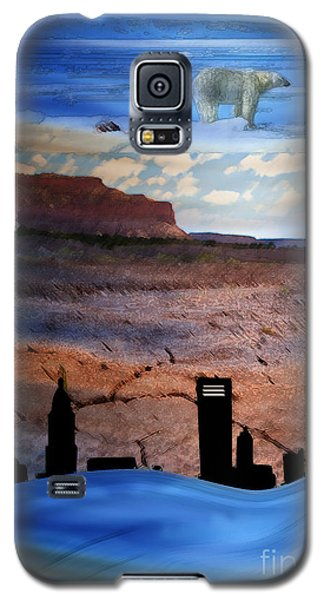 Global Care Be Aware Galaxy S5 Case