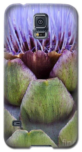 Globe Artichoke Galaxy S5 Case by Tim Gainey