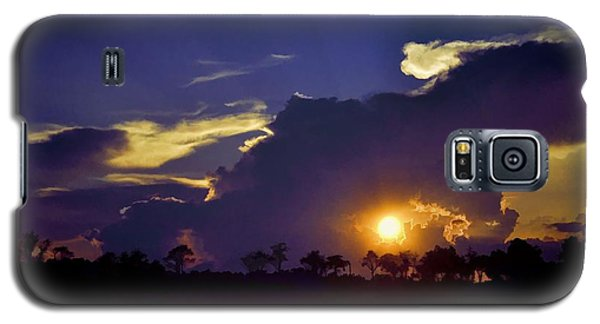 Galaxy S5 Case featuring the photograph Glorious Days End by Jan Amiss Photography