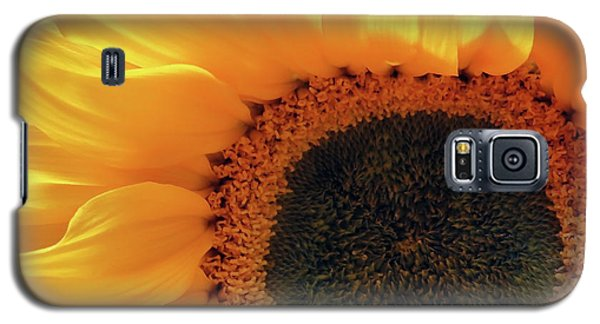 Glorious Sunflower Galaxy S5 Case