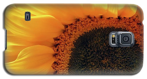 Glorious Sunflower Galaxy S5 Case