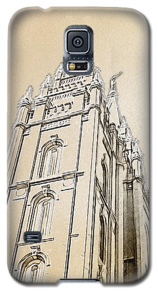 Glory And Majesty Galaxy S5 Case by Greg Collins