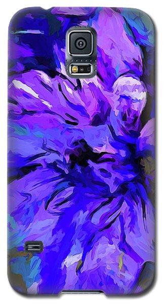 Glory Blue Galaxy S5 Case