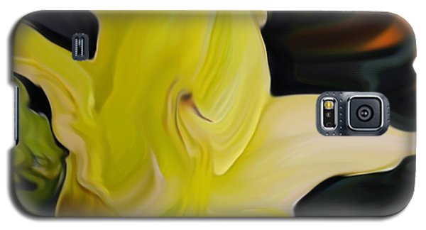 Galaxy S5 Case featuring the painting Glory II by Patricia Griffin Brett