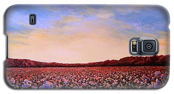 Glory Of Cotton Galaxy S5 Case