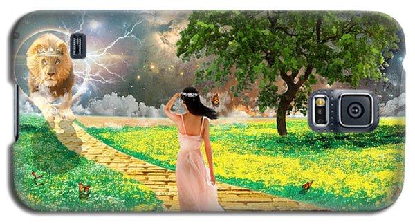 Glory Road Galaxy S5 Case