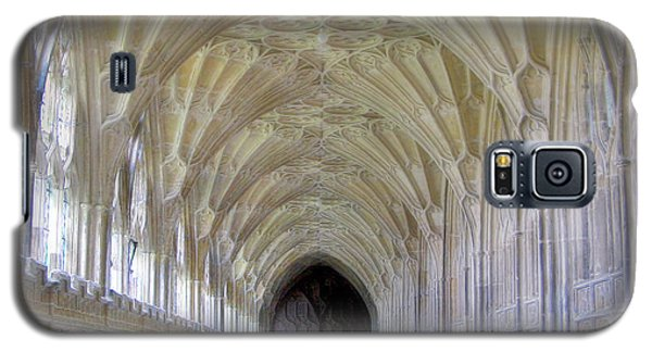 Gloucester Cathedral Cloisters Galaxy S5 Case