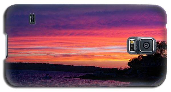 Gloucester Harbor Beach Galaxy S5 Case