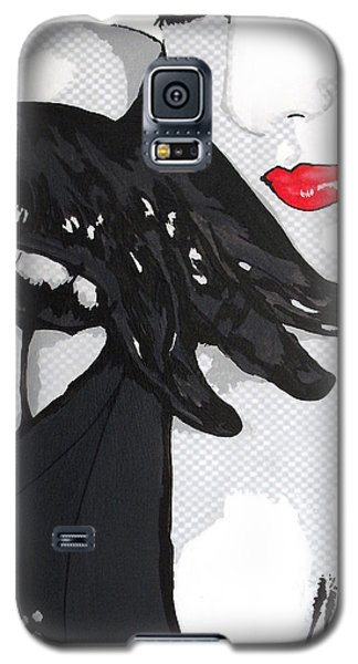 Gloves And A Smile Galaxy S5 Case