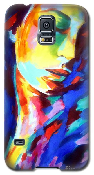 Glow In Shadows Galaxy S5 Case