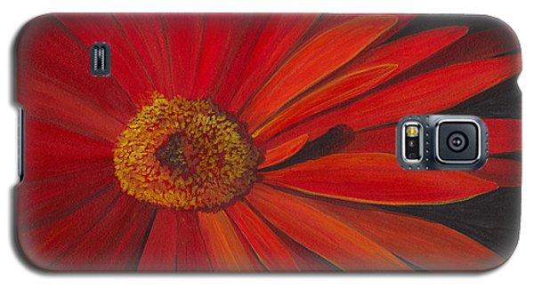 Glowing Gerber Galaxy S5 Case