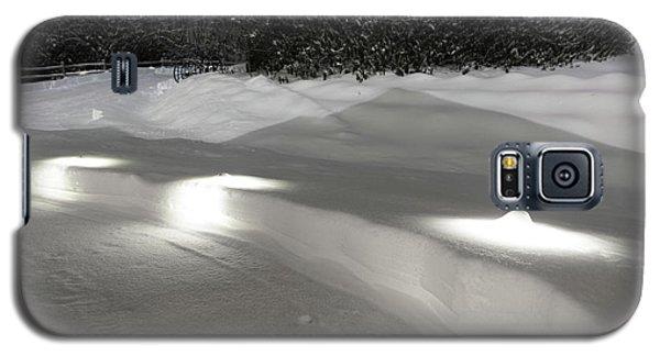 Glowing Landscape Lighting Galaxy S5 Case