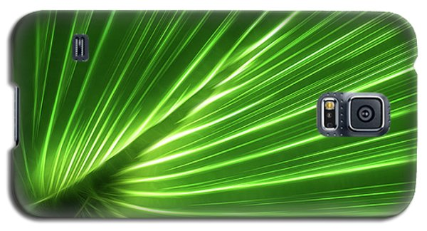 Glowing Palm Galaxy S5 Case