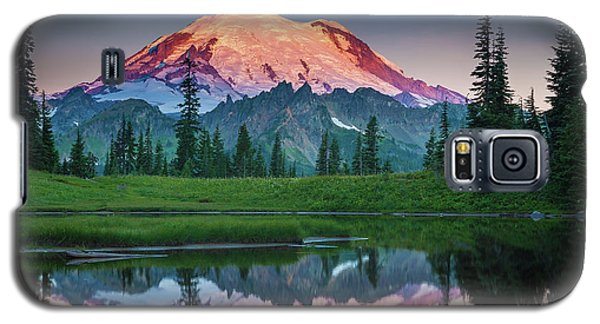 Glowing Peak - August Galaxy S5 Case