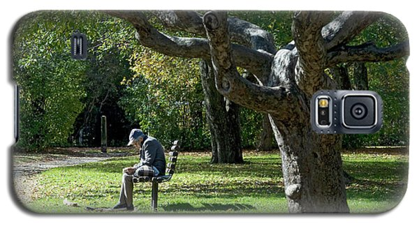 Gnarly Tree Solitude Galaxy S5 Case