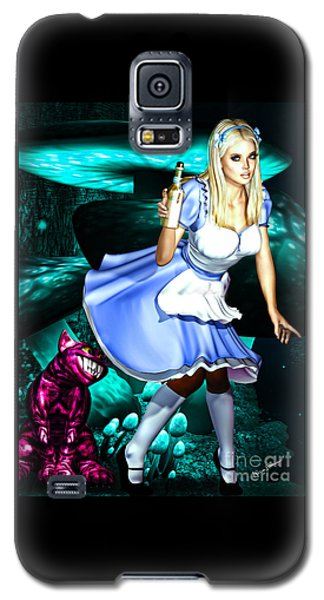 Go Ask Alice Galaxy S5 Case