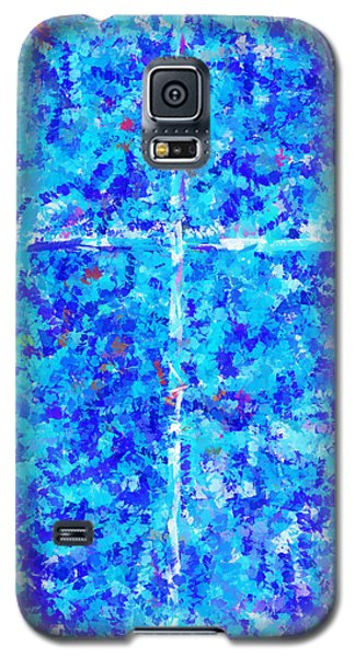 Go Away Pain Galaxy S5 Case