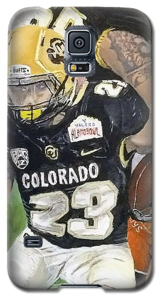 Go Buffs Galaxy S5 Case