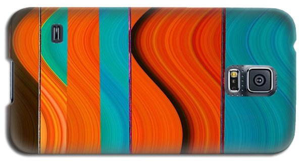 Go Figure Galaxy S5 Case by Ann Johndro-Collins