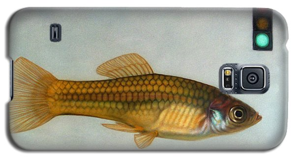Go Fish Galaxy S5 Case by James W Johnson