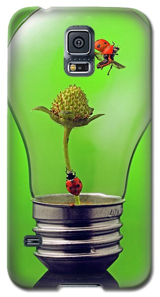 Go Green Galaxy S5 Case